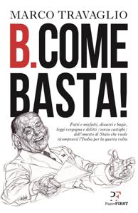 B. come Basta! Copertina del libro