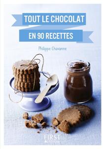 Le Petit Livre de - Tout le chocolat en 90 recettes La couverture du livre martien
