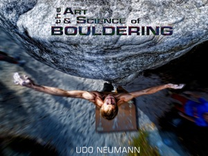 the Art and Science of Bouldering Book Cover