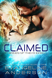 Claimed - Evangeline Anderson book summary