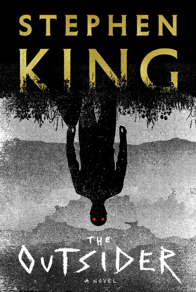 The Outsider - Stephen King book cover