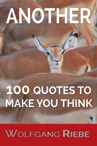 Another 100 Quotes To Make You Think Book Review