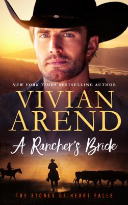 A Rancher's Bride - Vivian Arend book
