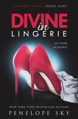 Divine in Lingerie - Penelope Sky book