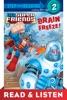 Brain Freeze! (DC Super Friends) Read & Listen Edition