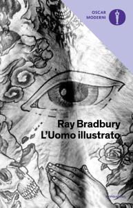 L'Uomo illustrato Copertina del libro