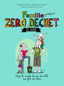 Famille zéro déchet, Ze guide La couverture du livre martien