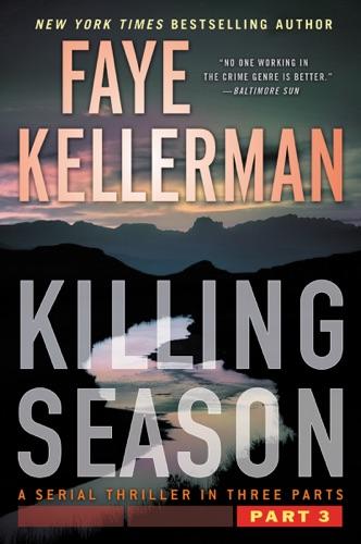 Faye Kellerman - Killing Season Part 3