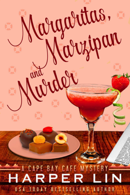 Harper Lin - Margaritas, Marzipan, and Murder book