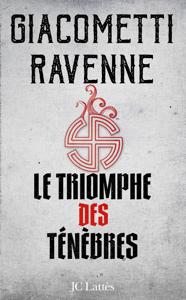 Le Triomphe des Ténèbres La couverture du livre martien