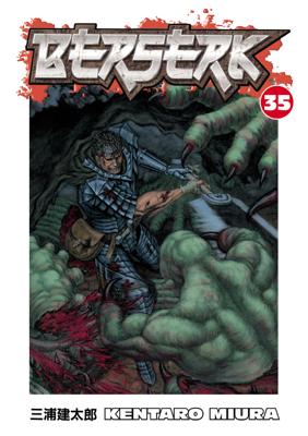 Berserk Volume 35 - Kentaro Miura book