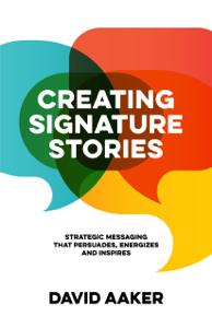 Creating Signature Stories La couverture du livre martien