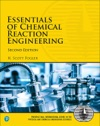 Essentials Of Chemical Reaction Engineering 2e