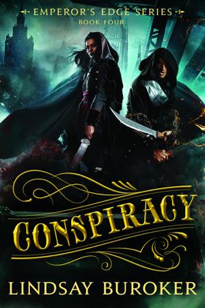 Conspiracy (The Emperor's Edge Book 4) - Lindsay Buroker