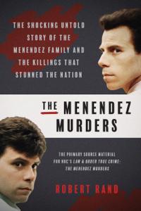 The Menendez Murders Boekomslag