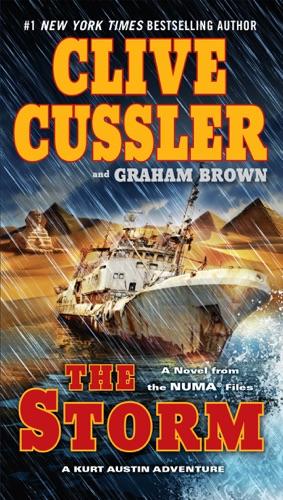 Clive Cussler & Graham Brown - The Storm