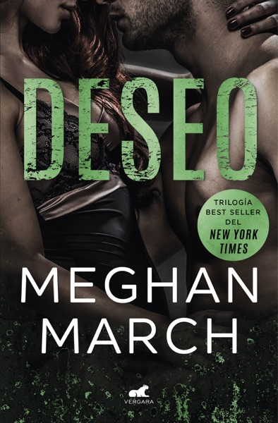Deseo (Trilogía Mount 3) - Meghan March book cover