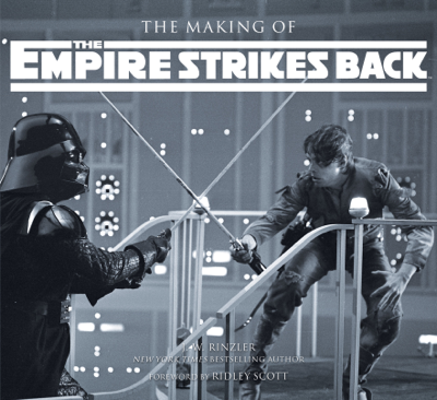 The Making of The Empire Strikes Back (Enhanced Edition) - J.W. Rinzler & Ridley Scott book
