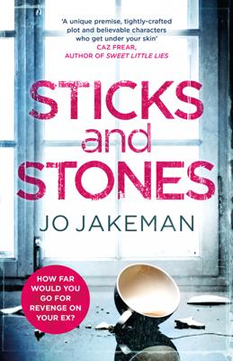 Jo Jakeman - Sticks and Stones book