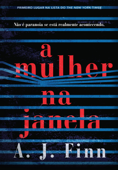A mulher na janela Book Cover