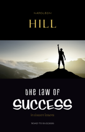 The Law of Success book
