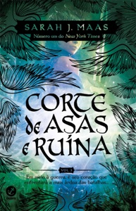 Corte de asas e ruína - Corte de espinhos e rosas - vol. 3 Book Cover