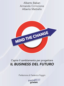 Mind the Change Libro Cover
