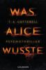 T. A. Cotterell - Was Alice wusste Grafik