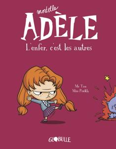 Mortelle Adèle, Tome 02 La couverture du livre martien