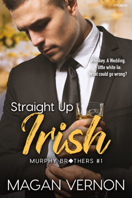 Magan Vernon - Straight Up Irish book
