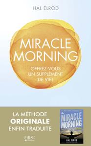 Miracle Morning La couverture du livre martien
