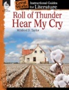Roll Of Thunder Hear My Cry Instructional Guides For Literature