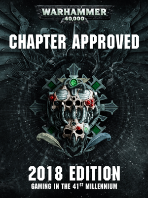 Warhammer 40,000: Chapter Approved Enhanced Edition - Games Workshop book