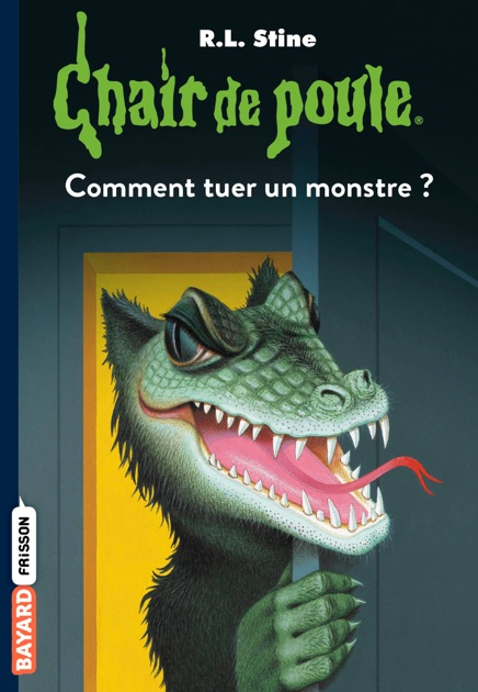 Chair De Poule Tome 34 By R L Stine Vlatal On Apple Books