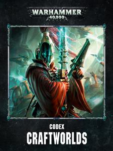 Codex: Craftworlds Enhanced Edition Libro Cover