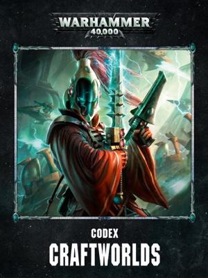 Games Workshop - Codex: Craftworlds Enhanced Edition book