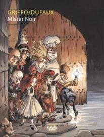 MONSIEUR NOIR INTéGRALE - TOME 1 - MR. NOIR