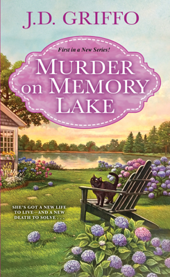 Murder on Memory Lake - J.D. Griffo book