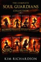 Kim Richardson - The Complete Soul Guardians Collection: Books 1-8 artwork