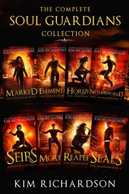 Kim Richardson - The Complete Soul Guardians Collection: Books 1-8 book