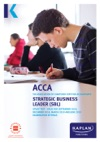 ACCA  - Strategic Business Leader