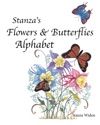 Stanzas Flowers And Butterflies Alphabet