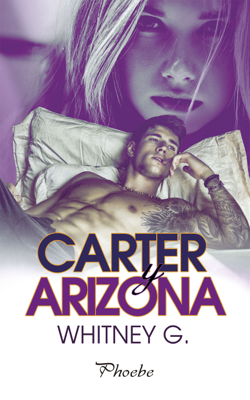 Whitney G. - Carter y Arizona book