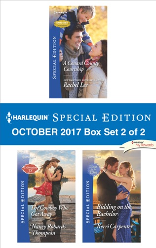 Rachel Lee, Nancy Robards Thompson & Kerri Carpenter - Harlequin Special Edition October 2017 Box Set 2 of 2