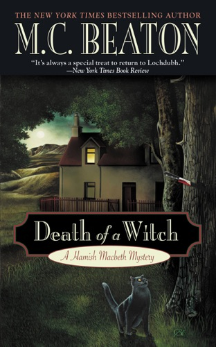 M.C. Beaton - Death of a Witch