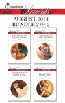 Harlequin Presents August 2014 - Bundle 2 Of 2