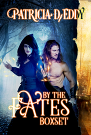 By the Fates Series: Books 1-4 - Patricia D. Eddy book summary