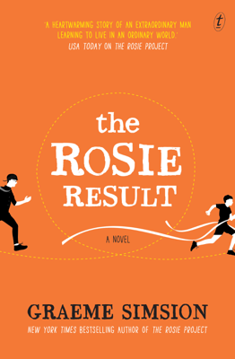 Graeme Simsion - The Rosie Result book
