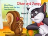 Bedtime Stories Oliver And Jumpy - The Cat Series Stories 52-54 Book 18