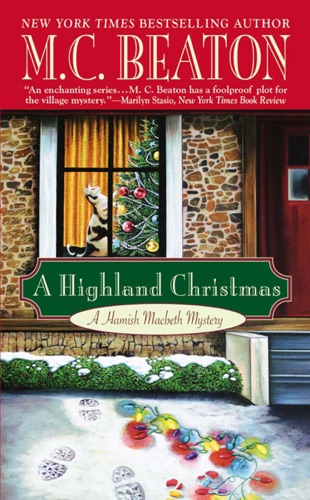 M.C. Beaton - A Highland Christmas